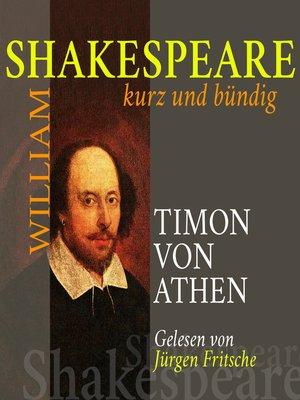cover image of Timon von Athen