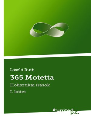 cover image of 365 Motetta