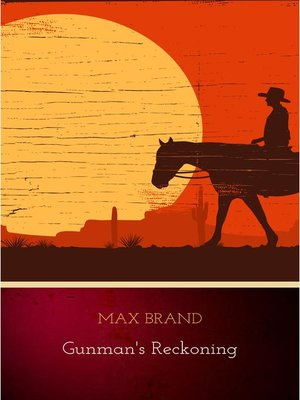 cover image of Gunman's Reckoning