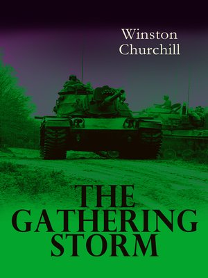 cover image of The Gathering Storm