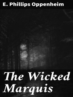 cover image of The Wicked Marquis