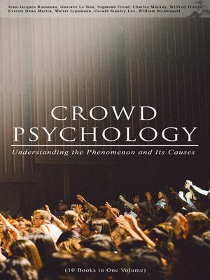 cover image of CROWD PSYCHOLOGY
