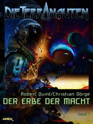 cover image of DIE TERRANAUTEN, Band 1