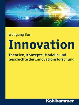 cover image of Innovation