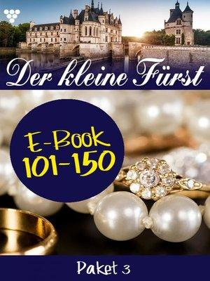 cover image of Der kleine Fürst Paket 3 – Adelsroman