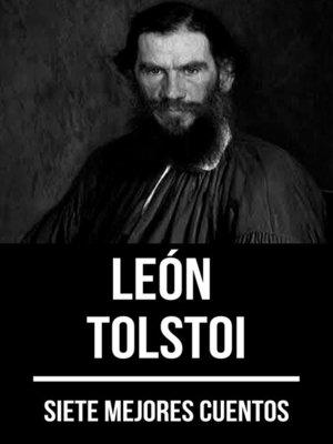 cover image of 7 mejores cuentos de León Tolstoi