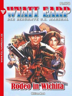 cover image of Wyatt Earp 178 – Western