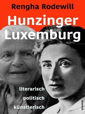 cover image of Hunzinger--Luxemburg