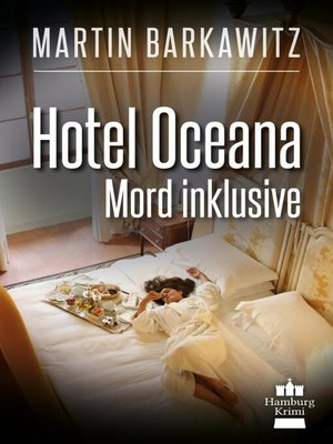 cover image of Hotel Oceana, Mord inklusive