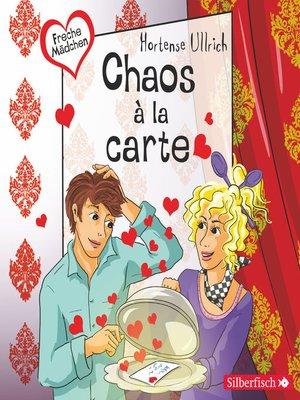 cover image of Chaos à la carte
