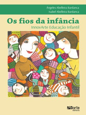 cover image of Os fios da infância
