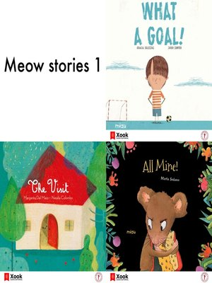 cover image of Meow stories 1