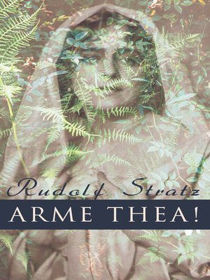 cover image of Arme Thea!