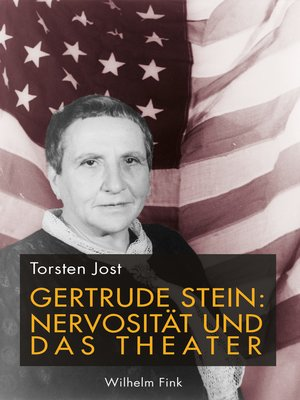 cover image of Gertrude Stein