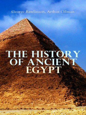 cover image of The History of Ancient Egypt