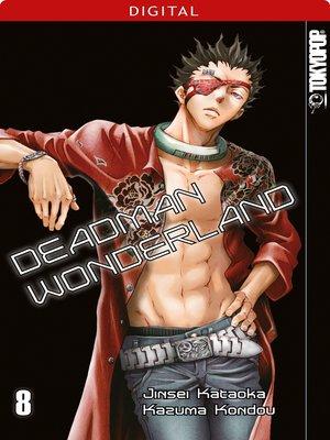 cover image of Deadman Wonderland 08