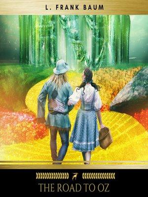 cover image of The Road to Oz