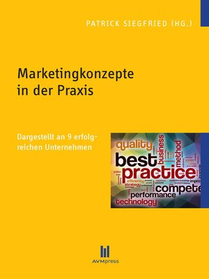 cover image of Marketingkonzepte in der Praxis