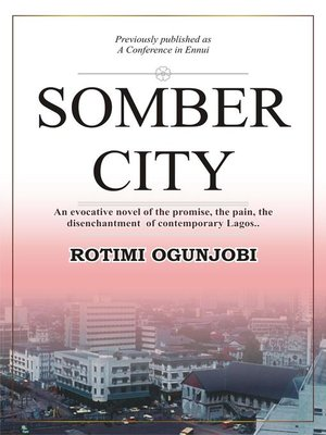 cover image of Somber City