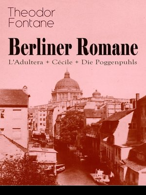 cover image of Berliner Romane