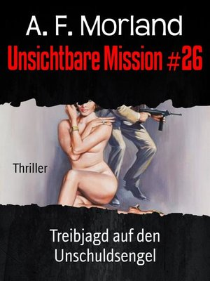 cover image of Unsichtbare Mission #26