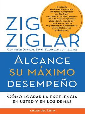 cover image of Alcance su máximo desempeño