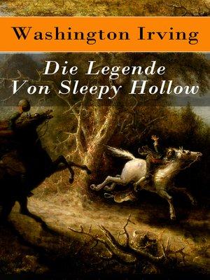 cover image of Die Legende Von Sleepy Hollow
