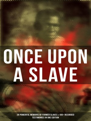 cover image of ONCE UPON a SLAVE