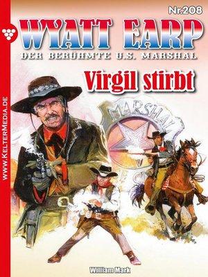 cover image of Wyatt Earp 208 – Western