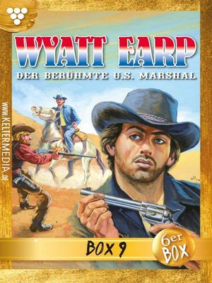 cover image of Wyatt Earp Jubiläumsbox 9 – Western