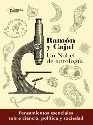 cover image of Ramón y Cajal
