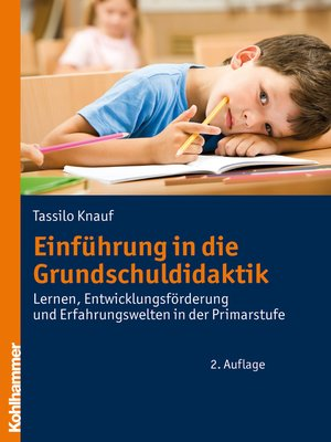 cover image of Einführung in die Grundschuldidaktik