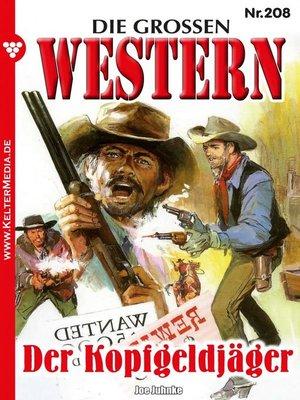 cover image of Die großen Western 208
