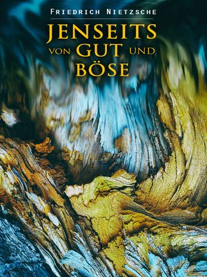 cover image of Jenseits von Gut und Böse