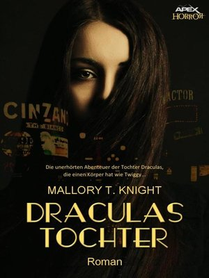 cover image of DRACULAS TOCHTER