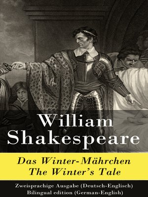 cover image of Das Winter-Mährchen / the Winter's Tale--Zweisprachige Ausgabe (Deutsch-Englisch) / Bilingual edition (German-English)