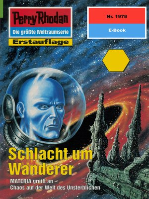cover image of Perry Rhodan 1978