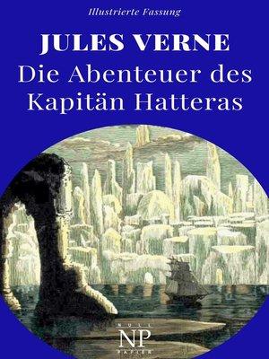 cover image of Die Abenteuer des Kapitän Hatteras