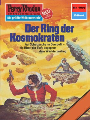 cover image of Perry Rhodan 1096