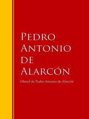 cover image of Obras--Colección de Pedro Antonio de Alarcón