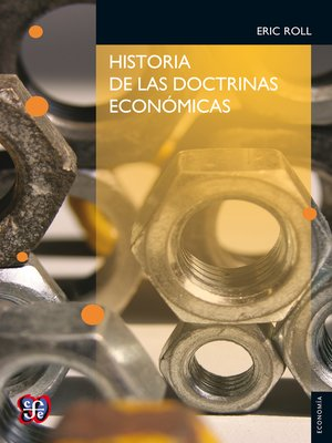 cover image of Historia de las doctrinas económicas