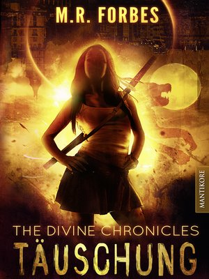 cover image of THE DIVINE CHRONICLES 2--TÄUSCHUNG