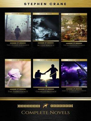cover image of Complete Novels (Golden Deer Classics)