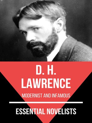 cover image of Essential Novelists--D. H. Lawrence
