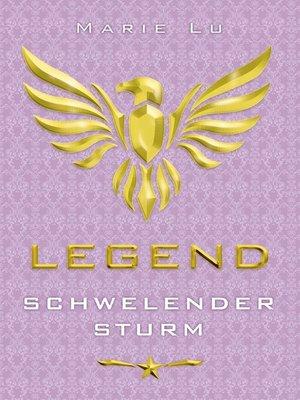 cover image of Legend 2--Schwelender Sturm