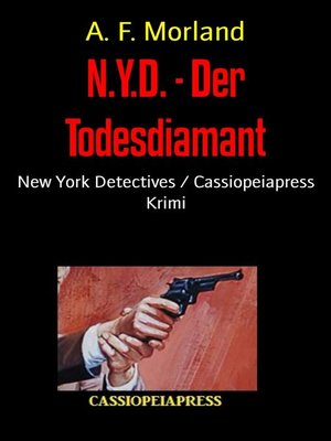 cover image of N.Y.D.--Der Todesdiamant