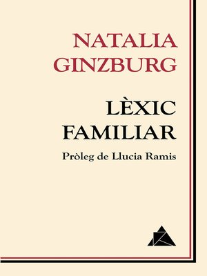 cover image of Lèxic familiar