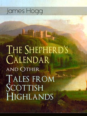 cover image of The Shepherd's Calendar and Other Tales from Scottish Highlands