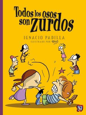 cover image of Todos los osos son zurdos