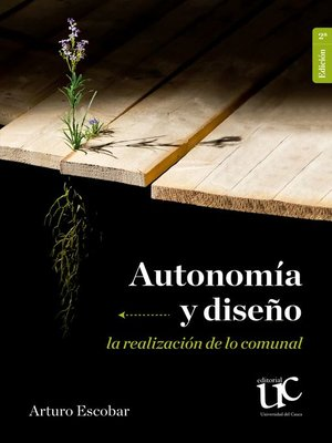 cover image of Autonomía y diseño